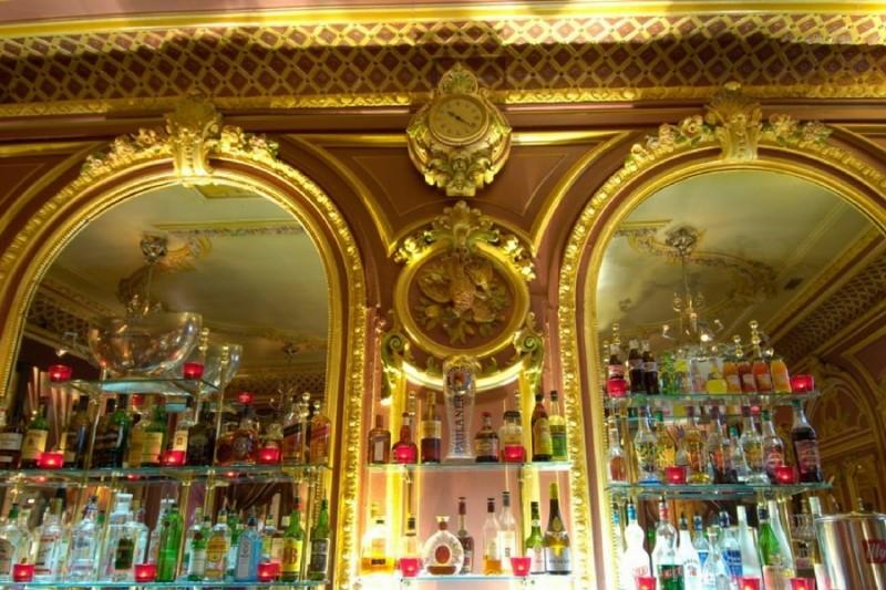Grand Café des Négociants, brasserie lyonnaise depuis 1864